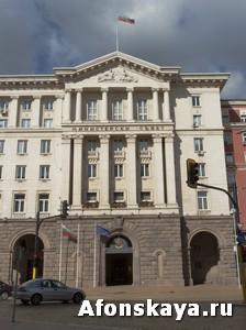 София, Болгария, площадь Независимости