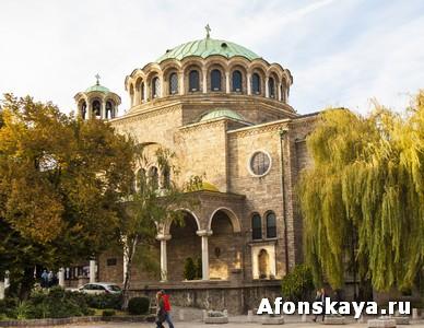 София, Болгария, церковь святой Недели