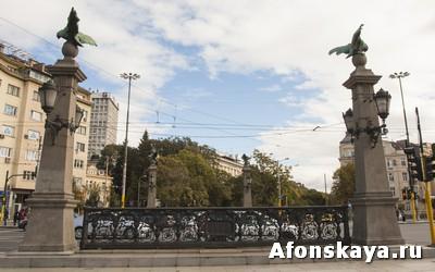 София, Болгария, Орлов мост