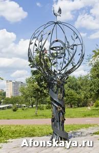 древо памяти москва