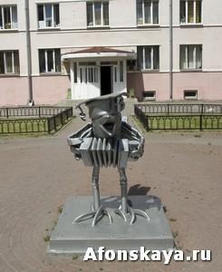 памятник кивину москва