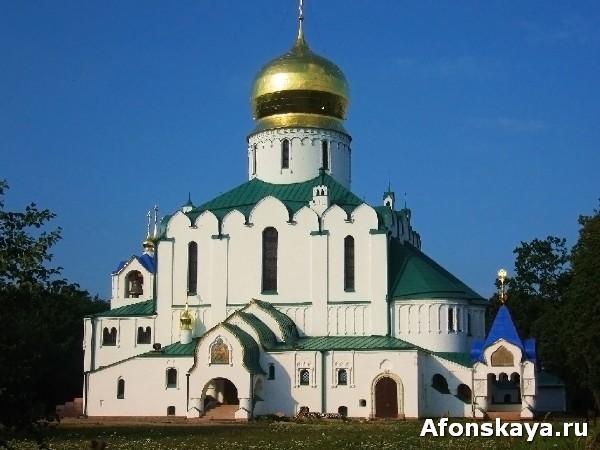 царское село фёдоровская церковь