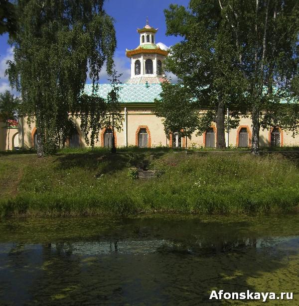 царское село китайская деревня