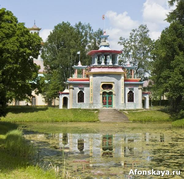 царское село китайский театр