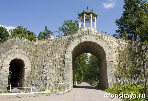 царское село мост большой и малый каприз