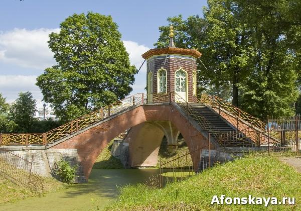 царское село мост