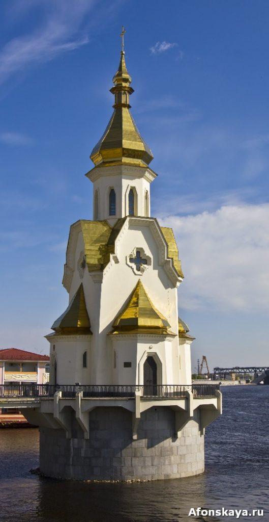 храм святителя николая чудотворца на воде киев