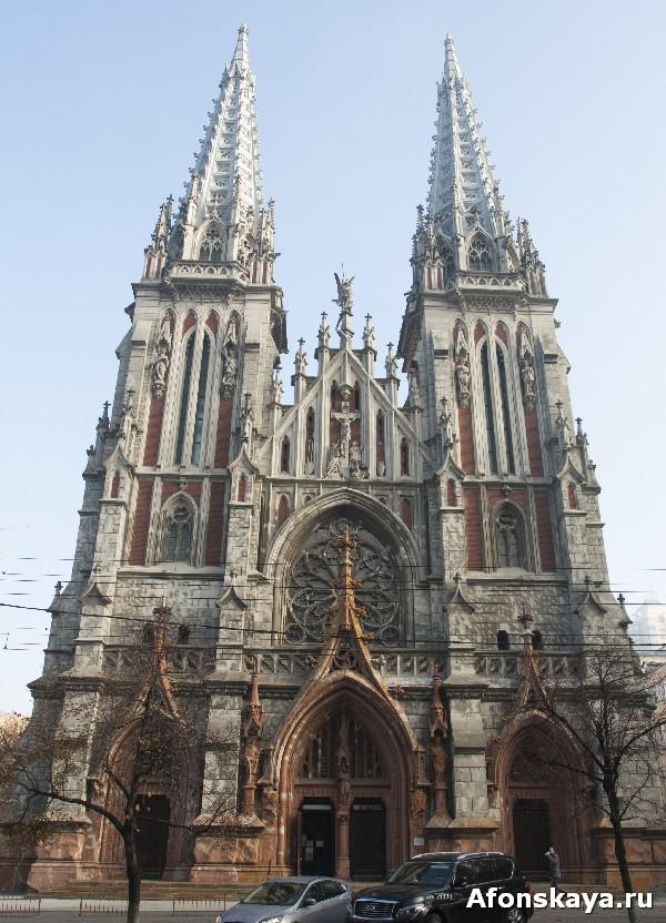 католический собор святого Николая