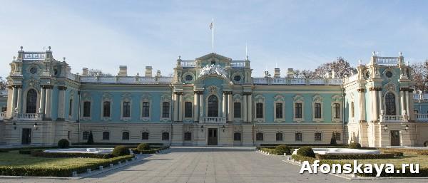 мариинский дворец Киев