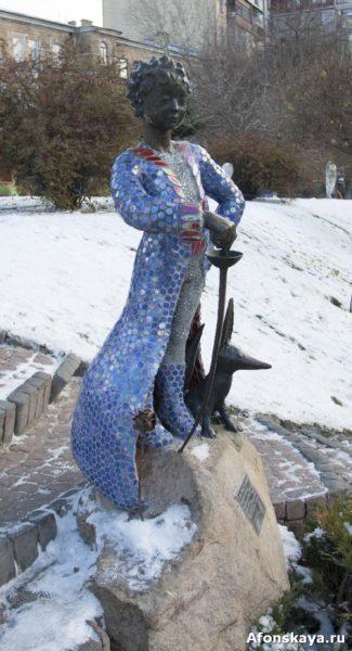 памятник маленькому принцу киев