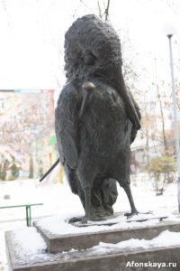 памятник киевской интеллигенции зимородок киев