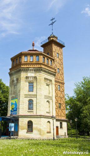 киев музей воды водно-информационный центр