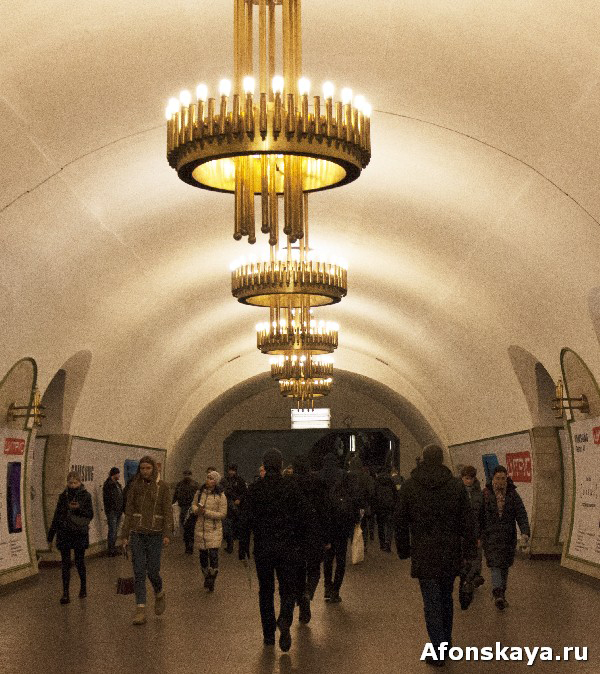 киев метро площадь льва толстого