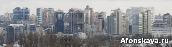 киев современные здания