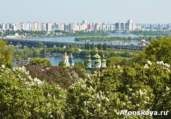 киев выдубицкий михайловский монастырь