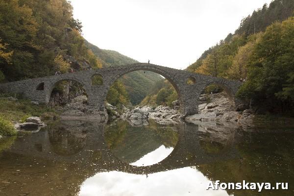 Дьявольский мост, Болгария