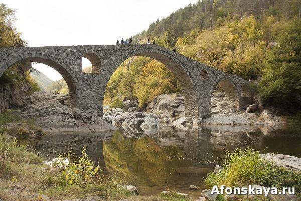 Дьяовльский мост, Болгария
