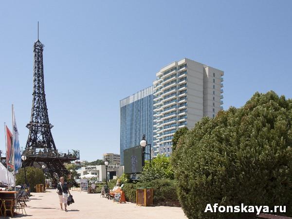 Золотые пески, Болгария, отель Интерконтиненталь