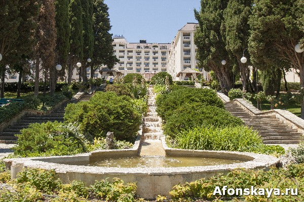 Отель Мелиа Гранд Хермитаж, Золотые пески, Болгария