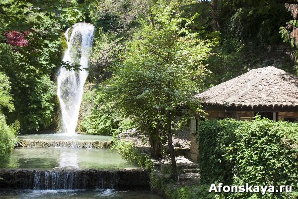 Балчик ботанический сад