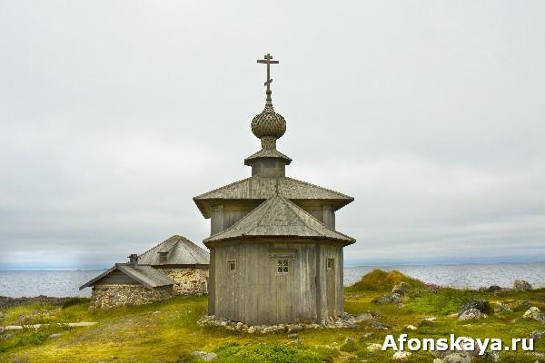 Заяцкий остров Соловецкий монастырь
