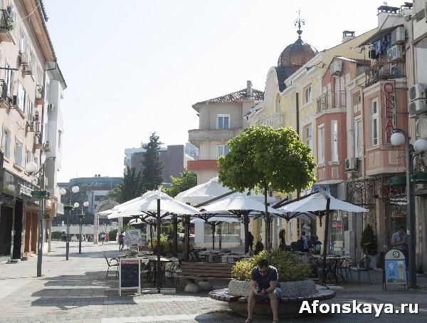 Бургас, Болгария